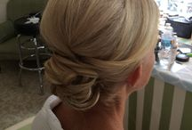 Laurie Wedding Hair