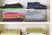 Adult Closet Organization / Small Space Organization, including tips, tricks & solutions for closets