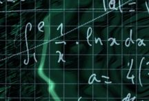 Les Mathématiques comme le 10ème art / Les élèves de 6ème, accompagnés du professeur d'arts plastiques M Perales, ont travaillé sur un brouillon mathématique d'un ancien élève, actuellement étudiant en mathématiques à l'Université Complutense. Les élèves ont travaillé sur Paintnet, logiciel de retouche d'image. A partir du dessin d'origine, ils ont dupliqué la première image  et ensuite appliqué des filtres de effets de façon progressive. Dans un deuxième temps, ils ont fusionné les calques avec l'image d'origine déformée ou non.