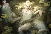 Mermadia / Mermaids mermaids mermaids / by Hareith Mohd Fuad