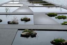 water & garden