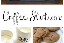 Coffe station