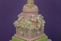 Cake, Beautifully Decorated  / by bev lewis