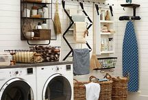 Garage laundry luxury