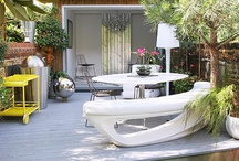 Outdoor Spaces / by Simply Dreaming