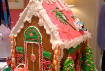 The one with Gingerbread Houses