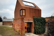 Contemporary Residential Architecture / Contemporary Houses, house extensions, new homes, residential ideas