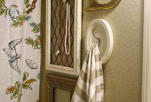 Bathroom ideas / by Madonna Greenhill