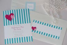 Invites, Notes & Papery things