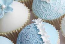Beautiful cupcakes / by Lena Maximova Sutherland