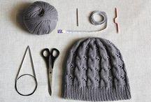 Mütze stricken