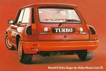 Renault vintage print / Vecchie pubblicità che si potevano trovare nelle concessionarie Renault o sulle riviste