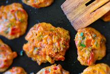 tamatie fritters