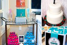 Baby Shower Ideas / by Ashley Hooper