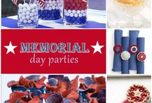Memorial Day/4th of July