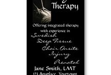 Massage therapy / by Gail Garrison
