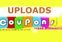 Upload Coupons