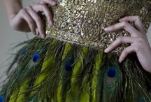 what to do with all those peacock feathers