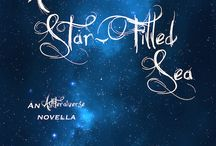 A Star-Filled Sea / Short story mood board