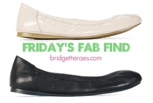 Friday's Fab Find- Blog Series  / by Bridgette Raes