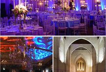 Wedding and Event Lighting / Add spark and romance to your wedding or event reception with some magical lighting