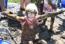 Sea School Mud Day! - May 31, 2012