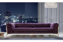 Denelli Luxor / Luxury Sofas by Denelli