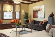 Living Rooms by Laurie Gorelick Interiors