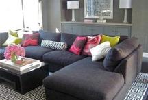 Living Room / Idéias de sofá para comprar