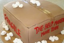 Cake ideas / Inspirational baking board