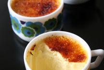 Cuisine - Desserts - Crèmes