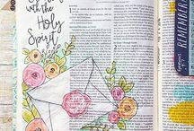 Bible Journaling - Ephesians