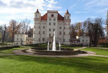 Chateau Wojanów Poland