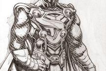 MIX: Marvel x DC