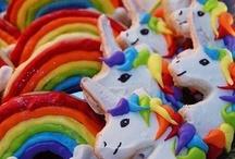 rainbows equal happy
