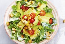 Summer Salads / Summertime has the freshest ingredients for salads. / by Giant Food