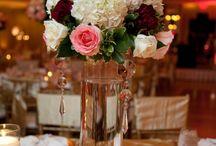 Dream Bouquet: Centerpieces