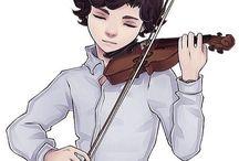 Sherlock - cute