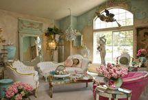 Романтическая комната