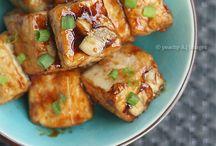 Asian food / by Nita Hendarsin