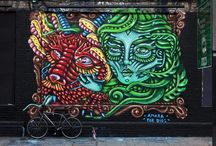 World of Urban Art : AMARA POR DIOS