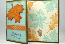 Thanksgiving Cards / by Nancy Pullia