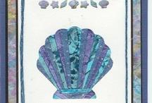 Cards...Folds...Iris Patterns...Things