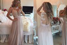 Vakre kjoler
