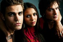 Vampire Diaries / by Crystal Propes