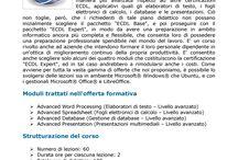 FORMAZIONE PROFESSIONALE - LAVORO - CORSI DI INFORMATICA - SARDEGNA - CAGLIARI / PER INFORMAZIONI ED ISCRIZIONI AI NOSTRI CORSI -  CELL. 3398964468 -  EMAIL: studiocogoni@gmail.com -   WEBSITE: http://www.studiocogoni.net