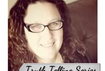 Truth Tellers / The Truth Telling Series honors and celebrates truth tellers of all kinds.