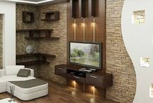 living decor tv