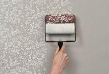 Deco murs / Peinture deco