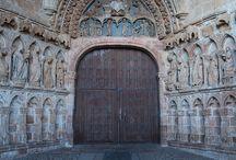 Santa María La Real en la La Hiniesta / Románico de Zamora
